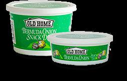 Bermuda Onion Flavor Dip