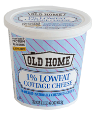 1% Lowfat Cottage Cheese