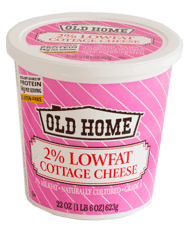 Great 2% Lowfat Cottage Cheese
