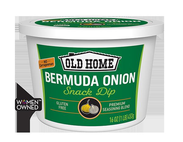 Bermuda Onion Dip