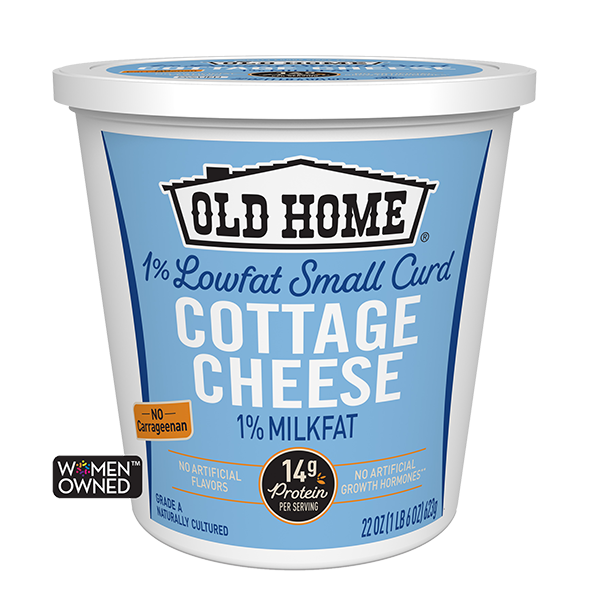 1% Low Fat Cottage Cheese