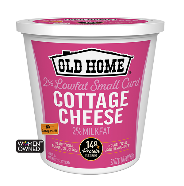 2% Low Fat Cottage Cheese