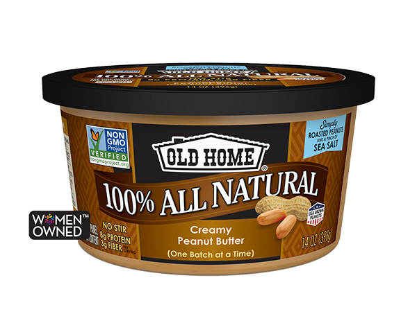 All Natural Creamy Peanut Butter