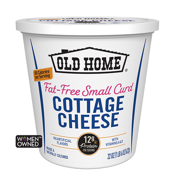 FAT-FREE COTTAGE CHEESE
