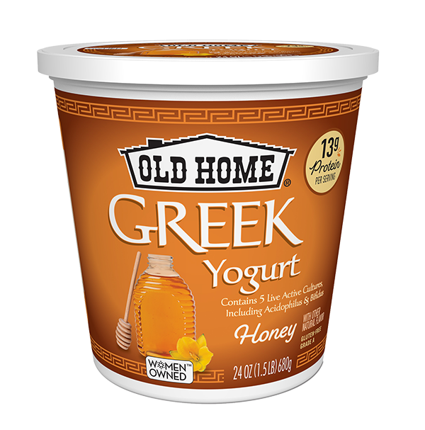 Honey Greek Yogurt