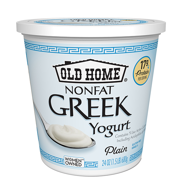 Nonfat Plain Greek Yogurt